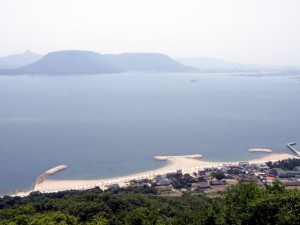 女木島海水浴場 (2)