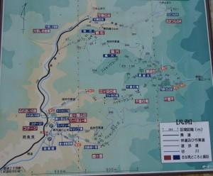 グリーステーション鹿ヶ壺 現地図