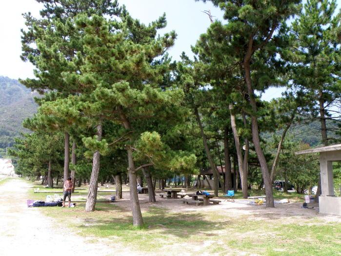 恋ヶ浜キャンプ場