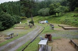 山崎アウトドアランド オートキャンプサイト