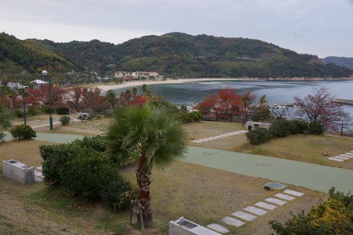 片添ヶ浜公園キャンプ場