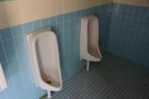 龍頭峡交流の森キャンプ場 トイレ