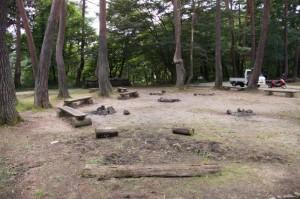 神鍋高原キャンプ場 デイキャンプサイト