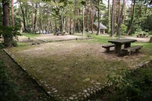 神鍋高原テントサイト