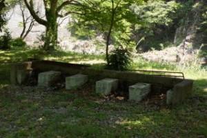 高幡森林浴の森キャンプ場 釜場