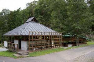 丹波篠山渓谷の森公園 BBQハウス