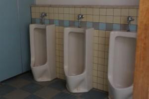 杉の泊ポピーフィールド オートサイト サニタリー棟 トイレ