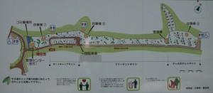 今子浦キャンプ場 現地図