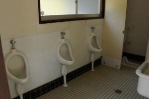 弥栄キャンプ場 トイレ