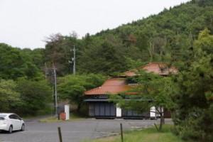 琵琶ヶ池「いこいの森」キャンプ場 管理棟・休憩宿泊施設