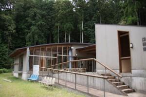 丹波篠山渓谷の森公園 ワーキングハウス