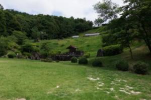 憩いの森公園 シンボル庭園
