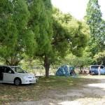 盛キャンプ場