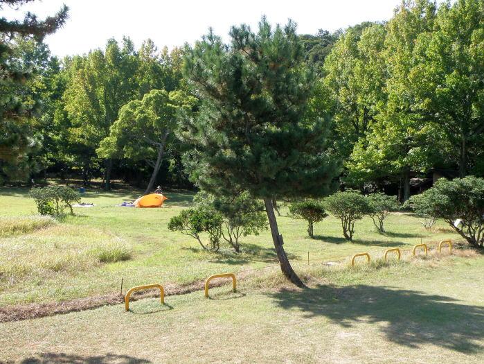 田の浦キャンプ場