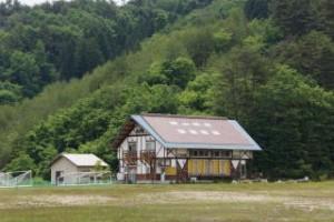杉の泊ポピーフィールド クラブハウス
