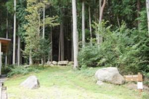 丹波篠山渓谷の森公園 大野山登山口