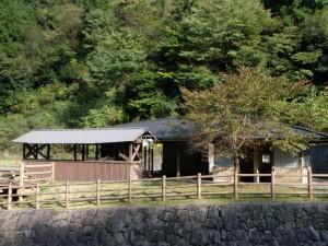 奥の湯公園キャンプ場 管理棟