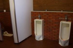 川真珠貝広場キャンプ場 トイレ