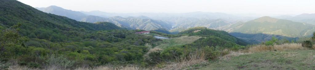 休暇村吾妻山ロッジパノラマ