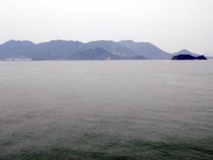 ひょうたん島fromサンセットビーチ