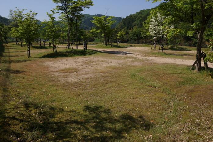 江の川カヌー公園さくぎ オートサイト