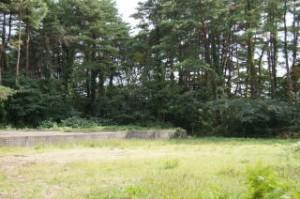 神鍋高原キャンプ場 野外ステージ