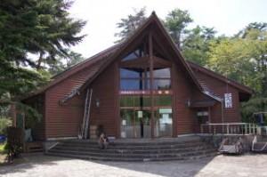 神鍋高原キャンプ場 管理棟