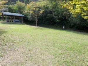真道山森林公園 キャンプサイト