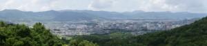 東広島パノラマfrom憩いの森公園