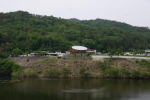土師ダムサイクリングターミナル