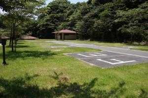 今子浦キャンプ場 オートサイト