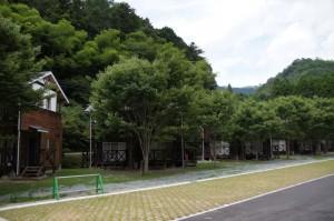 グリーンステーション鹿ヶ壺 コテージ
