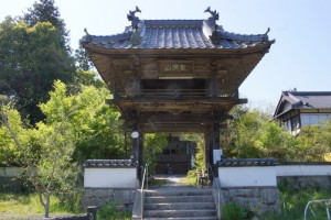 龍洞山 安福寺