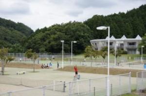スターグランパス テニスコート