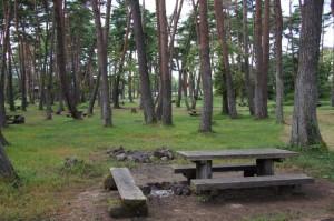 神鍋高原キャンプ場 フリーサイト