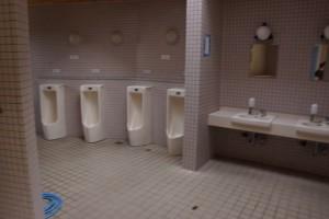 片添ヶ浜公園オートキャンプ場 トイレ