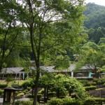 龍頭峡交流の森 森林館・レストハウス