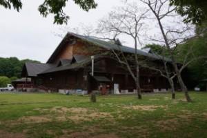 休暇村「帝釈峡」くぬぎの森オートキャンプ場 多目的ホール