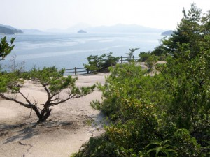 大久野島 展望園地