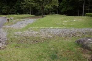 丹波篠山渓谷の森公園 オートサイト