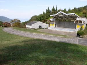 真道山森林公園 野外ステージ