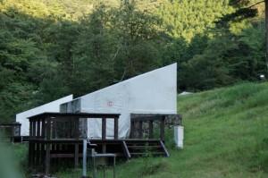 緑ヶ丘キャンプ場 テントハウス