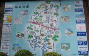 夢前町現地案内図