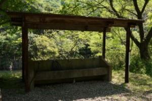 高幡森林浴の森キャンプ場 洗い場