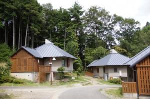 丹波篠山渓谷の森公園 コテージ