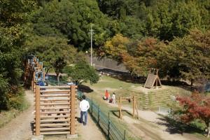 早島ふれあいの森公園 トリムコース