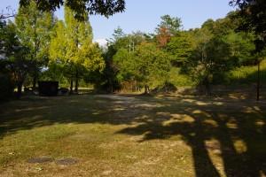 東条健康の森 テントサイト