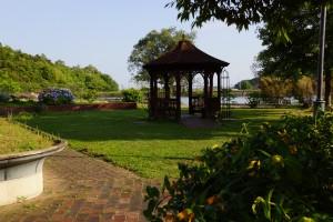 市ノ池公園 パーゴラ