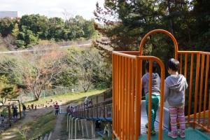 早島ふれあいの森公園 トリムコース (2)
