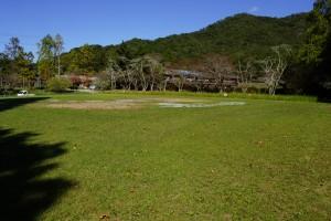 伊丹野外活動センター キャンプファイヤー場